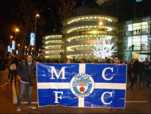 Manchester City - Real Madrid 2012