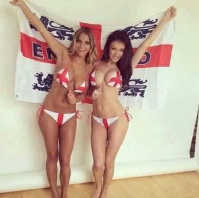 english sexy football