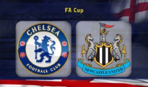 Chelsea-Newcastle Utd (F.A. Cup preview)