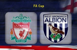 Liverpool – West Bromich Albion (F.A Cup preview)