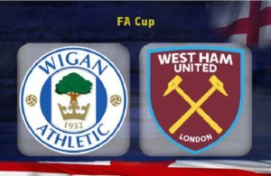 Wigan Athletic-West Ham Utd (F.A. Cup preview)