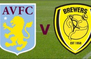 Aston Villa-Burton Albion (preview)