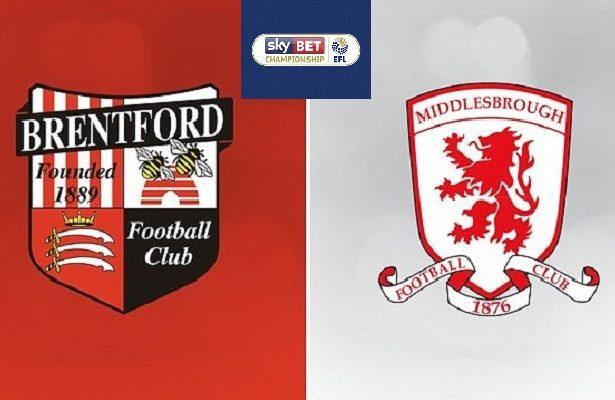 Brentford-Middlesbrough (preview & bet)