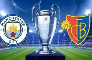 Manchester City-Basel (preview)