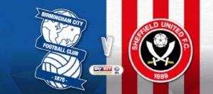 Birmingham-Sheffield Utd (preview & bet)