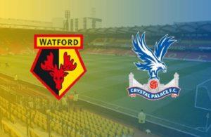 Watford-Crystal Palace (preview & bet)