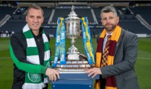 Celtic-Motherwell (FA Cup Final preview & bet)