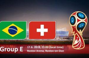 Brazil-Switzerland (preview & bet)