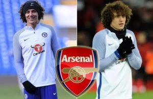 Διστάζει η Arsenal για τον David Luiz της Chelsea!