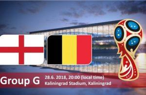 England-Belgium (preview & bet)