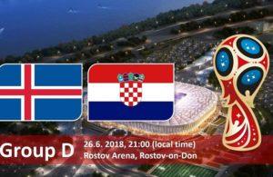 Iceland-Croatia (preview & bet)