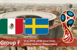 Mexico-Sweden (preview & bet)