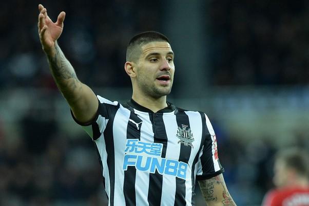 Σύγκρουση Mitrovic με Newcastle
