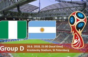 Nigeria-Argentina (preview & bet)