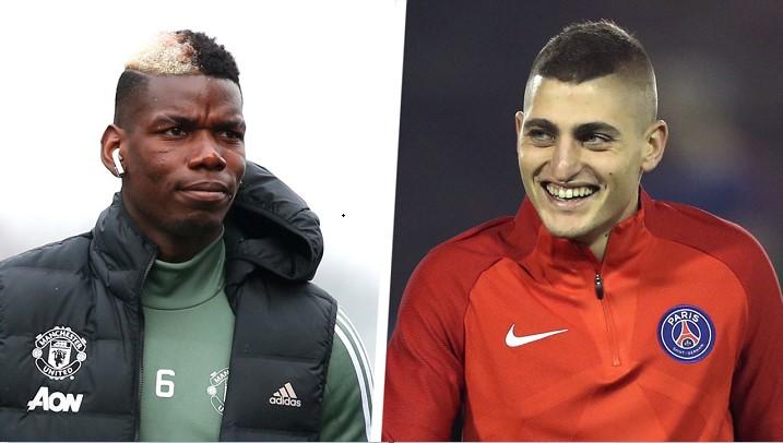 Ανταλλαγή Pogba με Verratti?