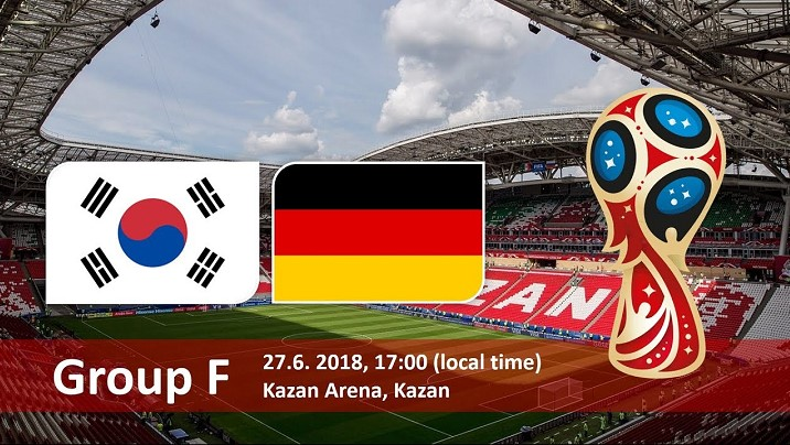 South Korea-Germany (preview & bet)