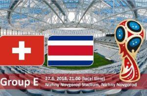 Switzerland-Costa Rica (preview & bet)