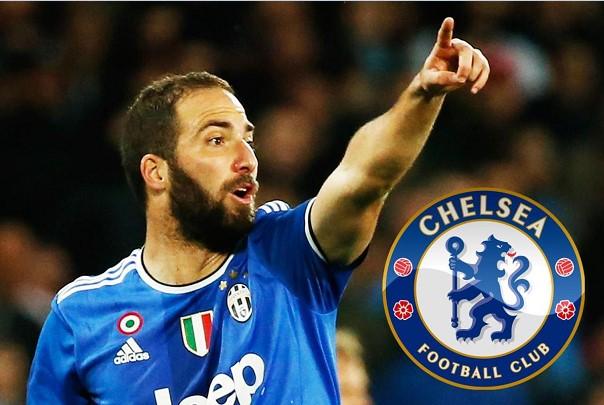 Σκέφτονται Higuain αντί Morata στην Chelsea