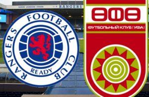 Rangers-FC Ufa (preview)
