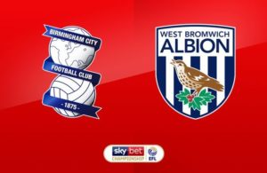 Birmingham-West Brom (preview & bet)