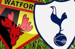 Watford-Tottenham (preview & bet)