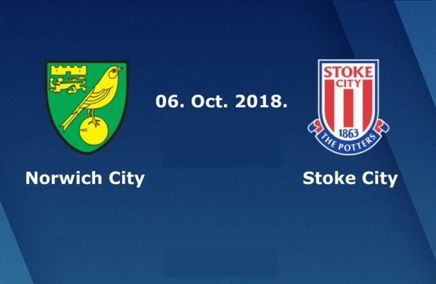 Norwich City-Stoke City (preview & bet)