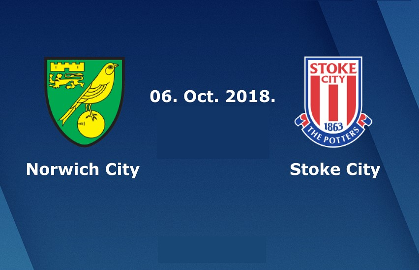 Norwich City-Stoke City (preview & bet)