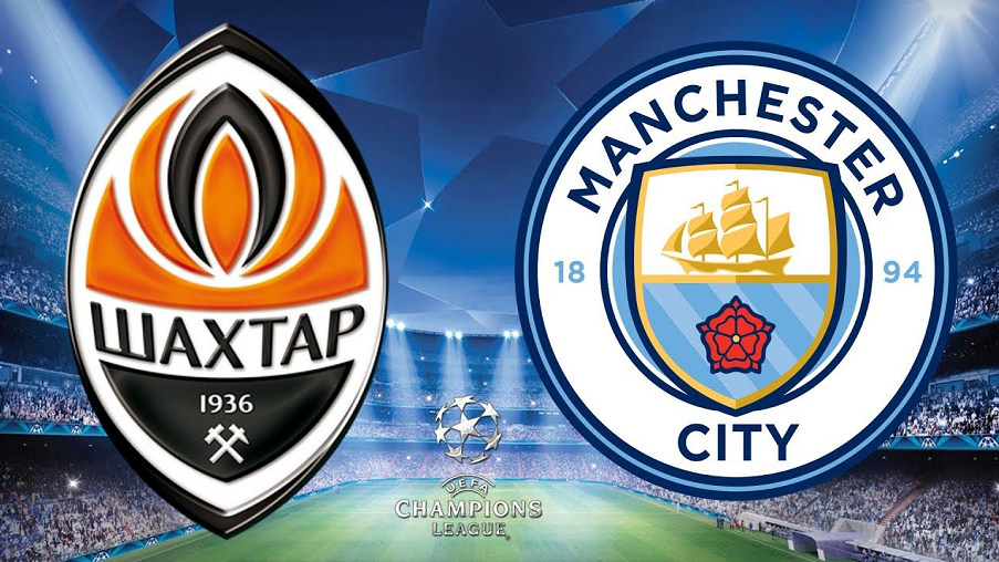 Shakhtar Donetsk-Manchester City (preview & bet)