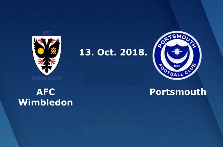 Wimbledon-Portsmouth (preview & bet)