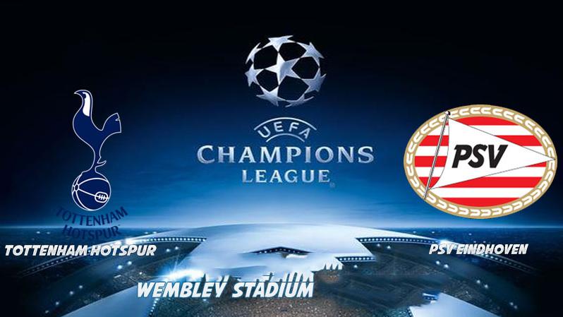 Tottenham-PSV Eindhoven (preview & bet)