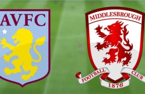 Aston Villa-Middlesbrough (preview & bet)