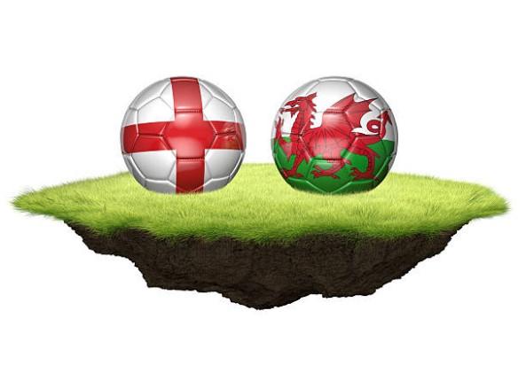 την Αγγλία και την Ουαλία