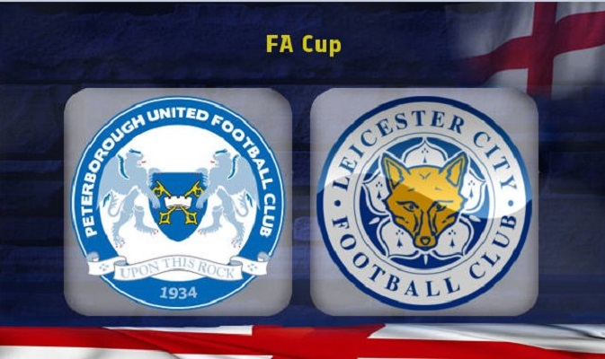 Peterborough-Leicester City (F.A. Cup preview)