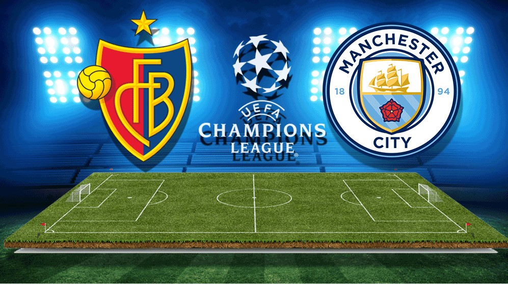 Basel-Manchester City (preview)