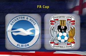 Brighton-Coventry City (preview)