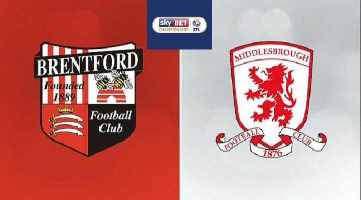 Brentford-Middlesbrough (preview & bet)