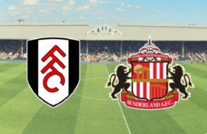 Fulham-Sunderland (preview & bet)