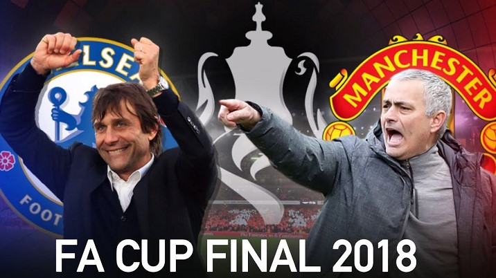 Chelsea-Manchester Utd (FA Cup final preview & bet)