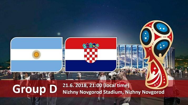 Argentina-Croatia (preview & bet)