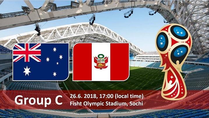 Australia-Peru (preview & bet)