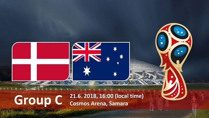 Denmark-Australia (preview & bet)