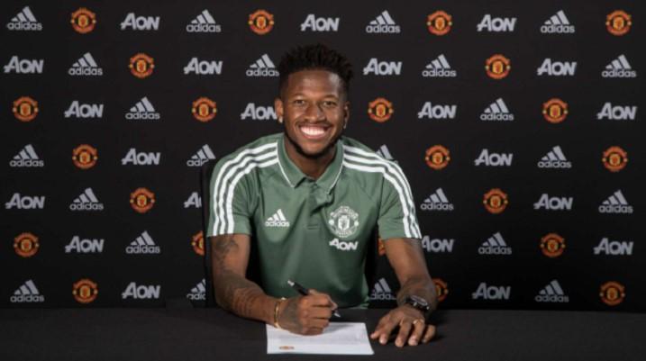 Fred: «Για μένα Manchester United σημαίνει μεγαλείο»