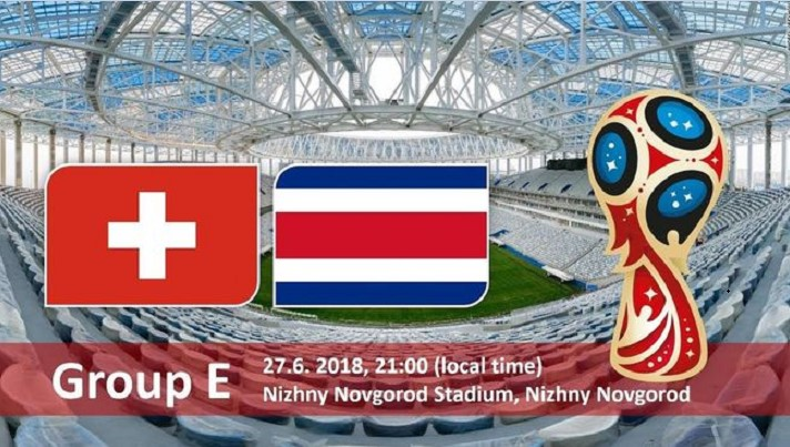 Switzerland-Costa Rica (preview & bet)
