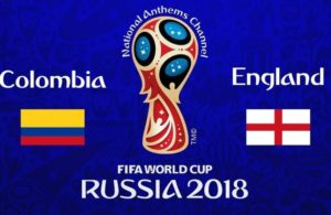 Colombia-England (preview & bet)