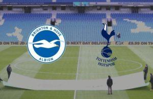 Brighton-Tottenham (preview & bet)