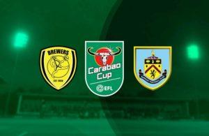 Burton Albion-Burnley (preview & bet)
