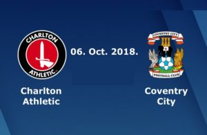 Charlton Atheltic-Coventry City (preview & bet)