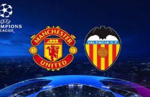 Manchester Utd-Valencia (preview & bet)