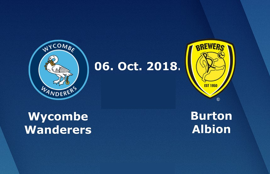 Wycombe-Burton Albion (preview & bet)