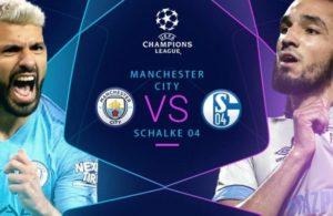 Manchester City-Schalke 04 (preview & bet)